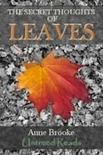 The Secret Thoughts of Leaves book cover